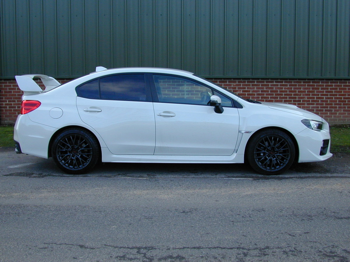 2014 SUBARU IMPREZA WRX 2.5 STI Type UK - UK CAR - NOMINAL MILES! For Sale (picture 2 of 6)
