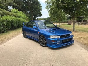 2000 Subaru Impreza P1 For Sale