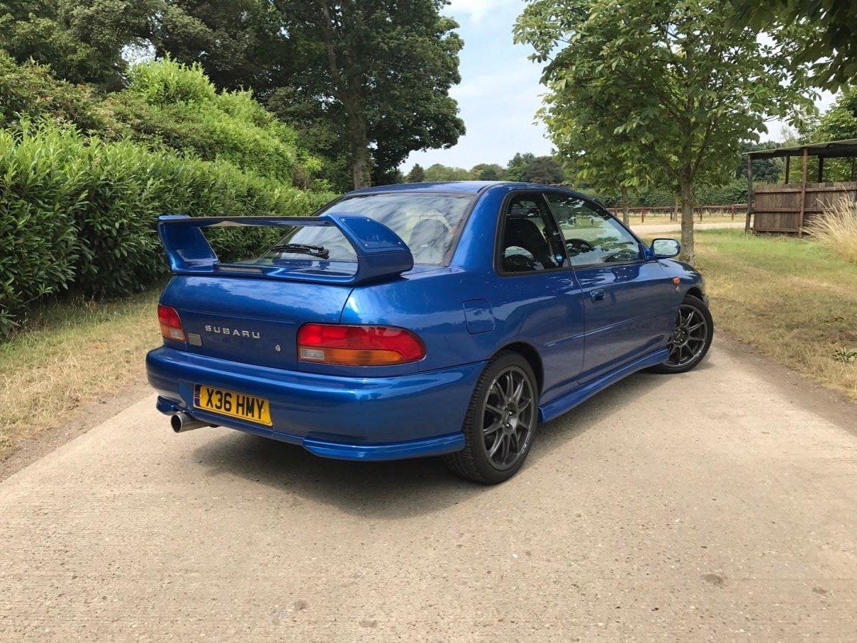 2000 Subaru Impreza P1 For Sale (picture 2 of 6)