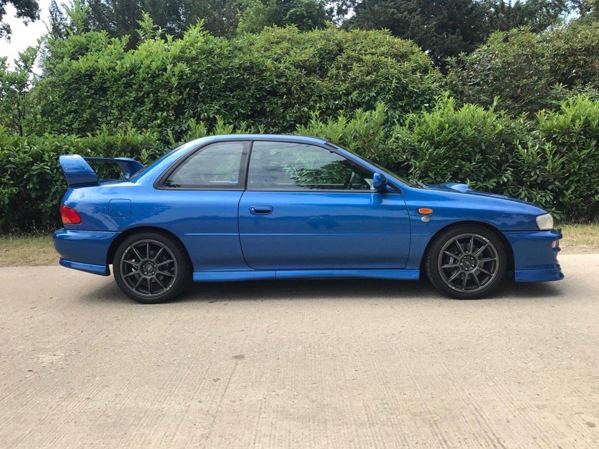 2000 Subaru Impreza P1 For Sale (picture 3 of 6)