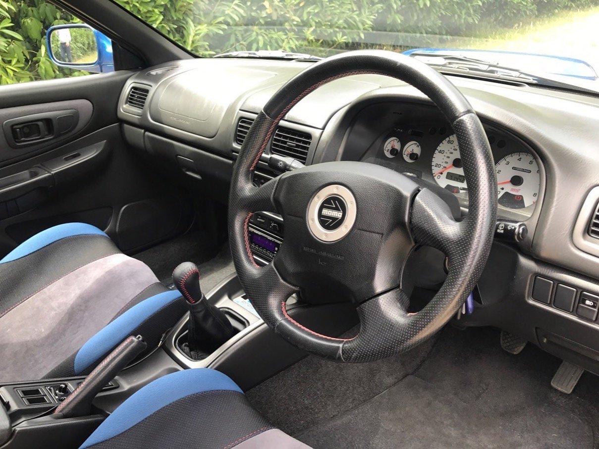 2000 Subaru Impreza P1 For Sale (picture 4 of 6)