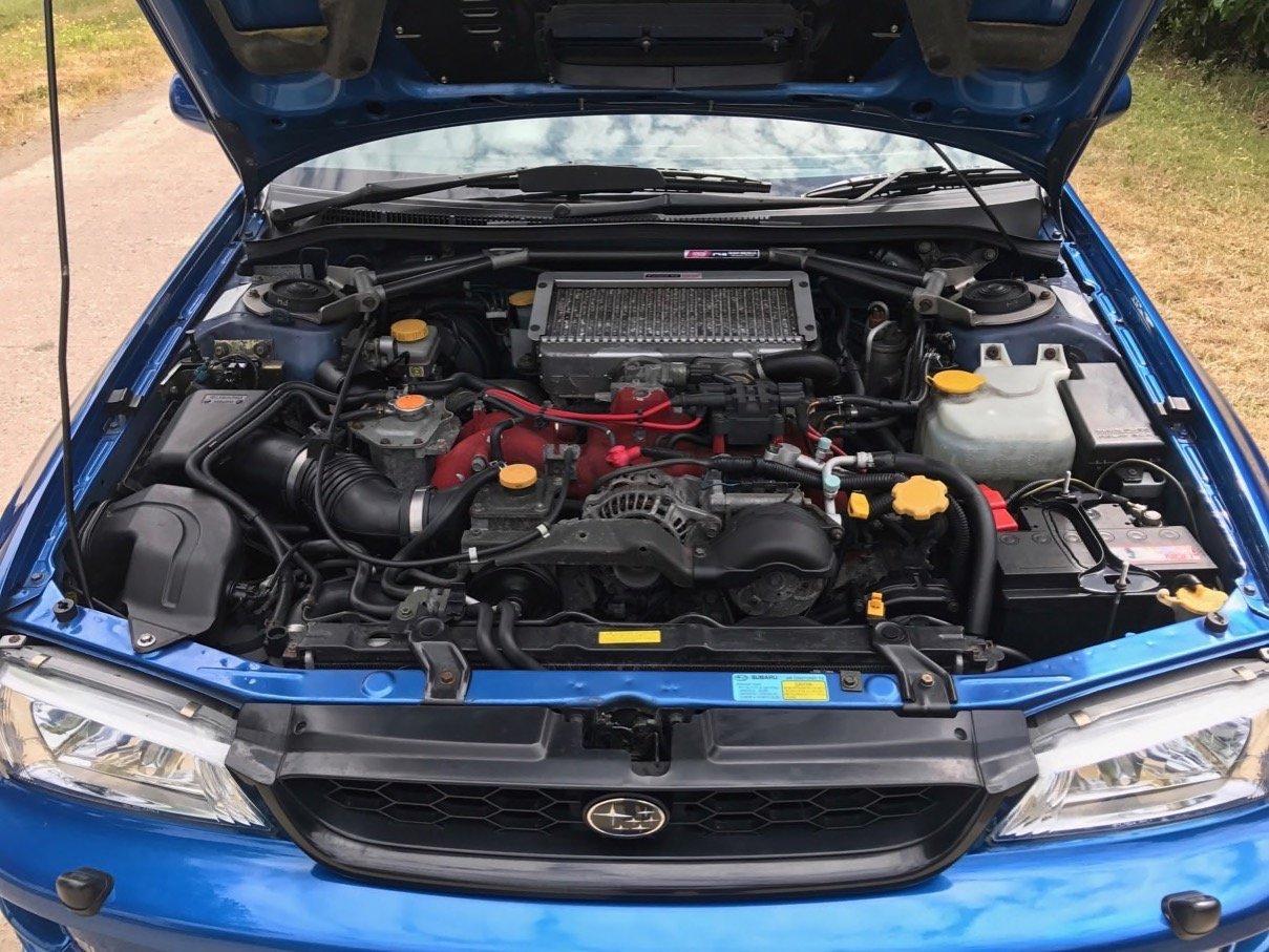 2000 Subaru Impreza P1 For Sale (picture 6 of 6)