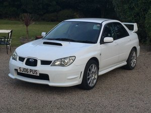 2006 Subaru WRX 2.0 JDM - STi Factory Upgrades