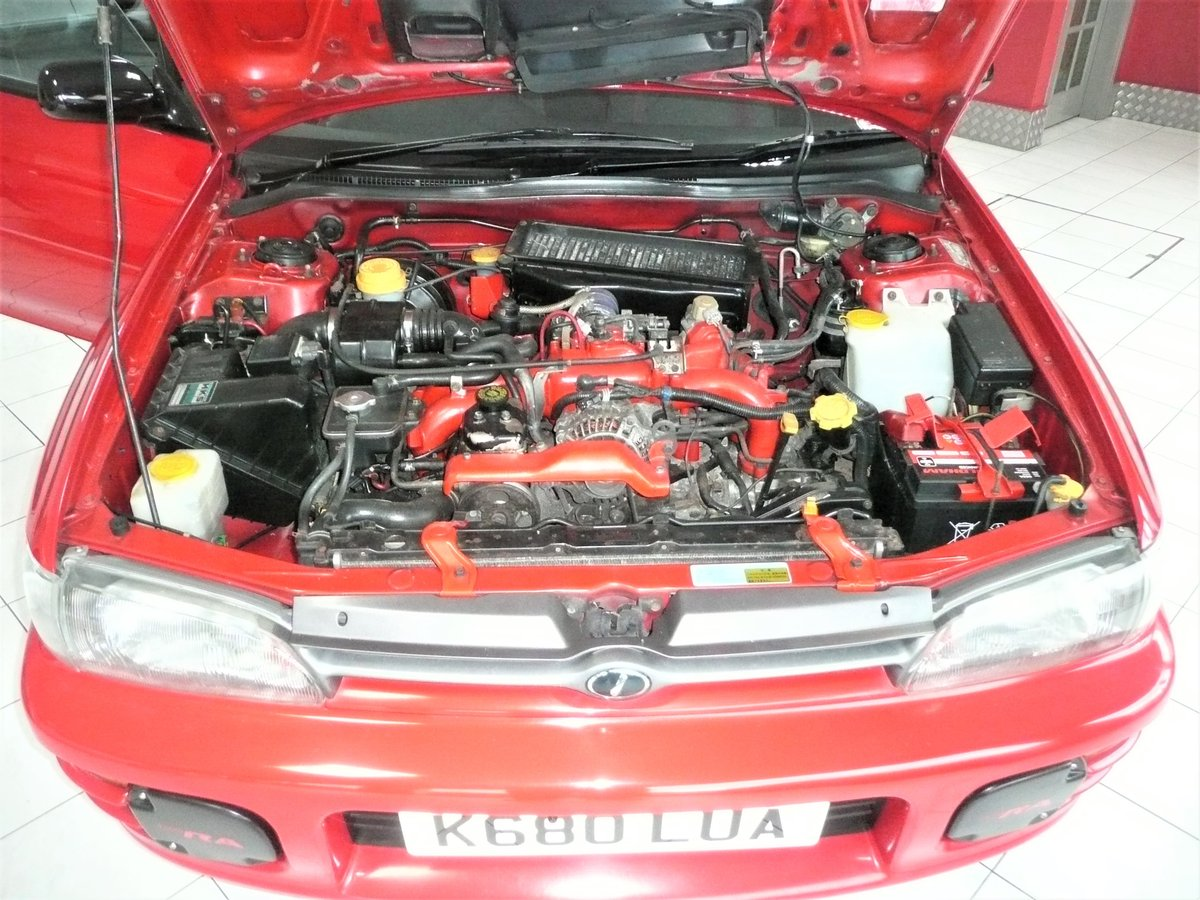 1993 IMPREZA WRX TYPE-RA For Sale (picture 4 of 6)