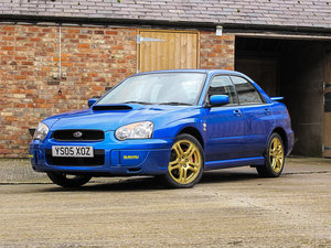 2005 Subaru Impreza WRX 300 Turbo with only 54900 miles For Sale by Auction