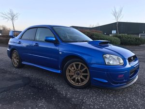 2003 FRESH IMPORT SUBARU IMPREZA WRX STI JDM HAWK EYE 2.0 TU