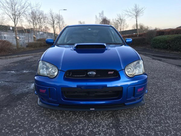 2003 FRESH IMPORT SUBARU IMPREZA WRX STI JDM HAWK EYE 2.0 TU For Sale (picture 4 of 6)