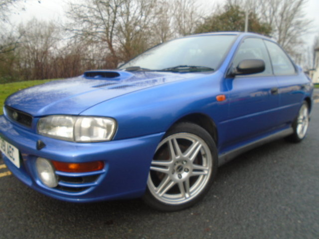 Subaru  Impreza 2.0 Turbo 2000 AWD Saloon 1998 (S) For Sale (picture 2 of 6)
