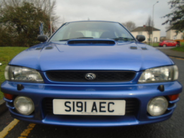 Subaru  Impreza 2.0 Turbo 2000 AWD Saloon 1998 (S) For Sale (picture 3 of 6)