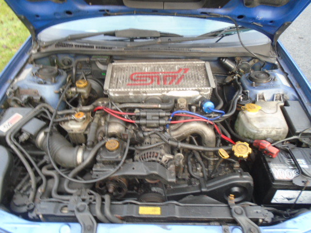 Subaru  Impreza 2.0 Turbo 2000 AWD Saloon 1998 (S) For Sale (picture 6 of 6)