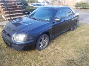 2005 Subaru Impreza 2.5 RS (Avoca, Pa) $3,000 firm
