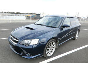 2007 SUBARU LEGACY GT SPEC B TOURING * PEARL REGAL BLUE ( BP5 ) *