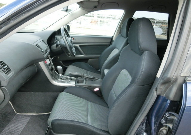 2007 SUBARU LEGACY GT SPEC B TOURING * PEARL REGAL BLUE ( BP5 ) * SOLD (picture 3 of 6)