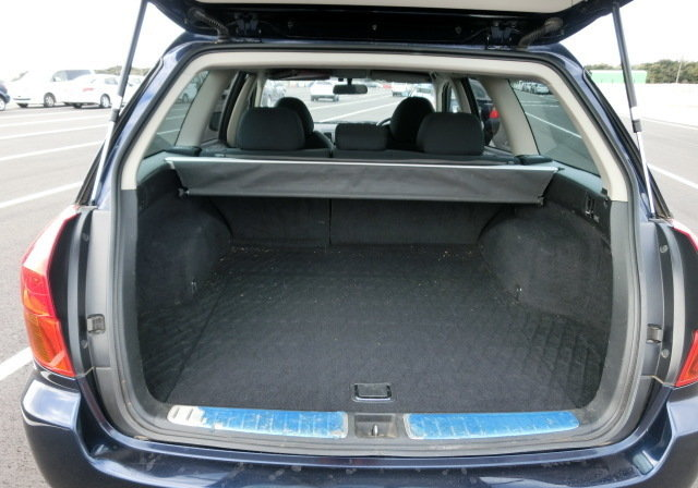 2007 SUBARU LEGACY GT SPEC B TOURING * PEARL REGAL BLUE ( BP5 ) * For Sale (picture 5 of 6)