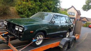 1980 Subaru GLF or L Series, Pick up