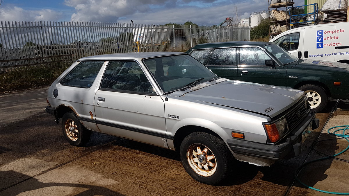 1980 Subaru GLF or L Series, Pick up Wanted (picture 2 of 6)
