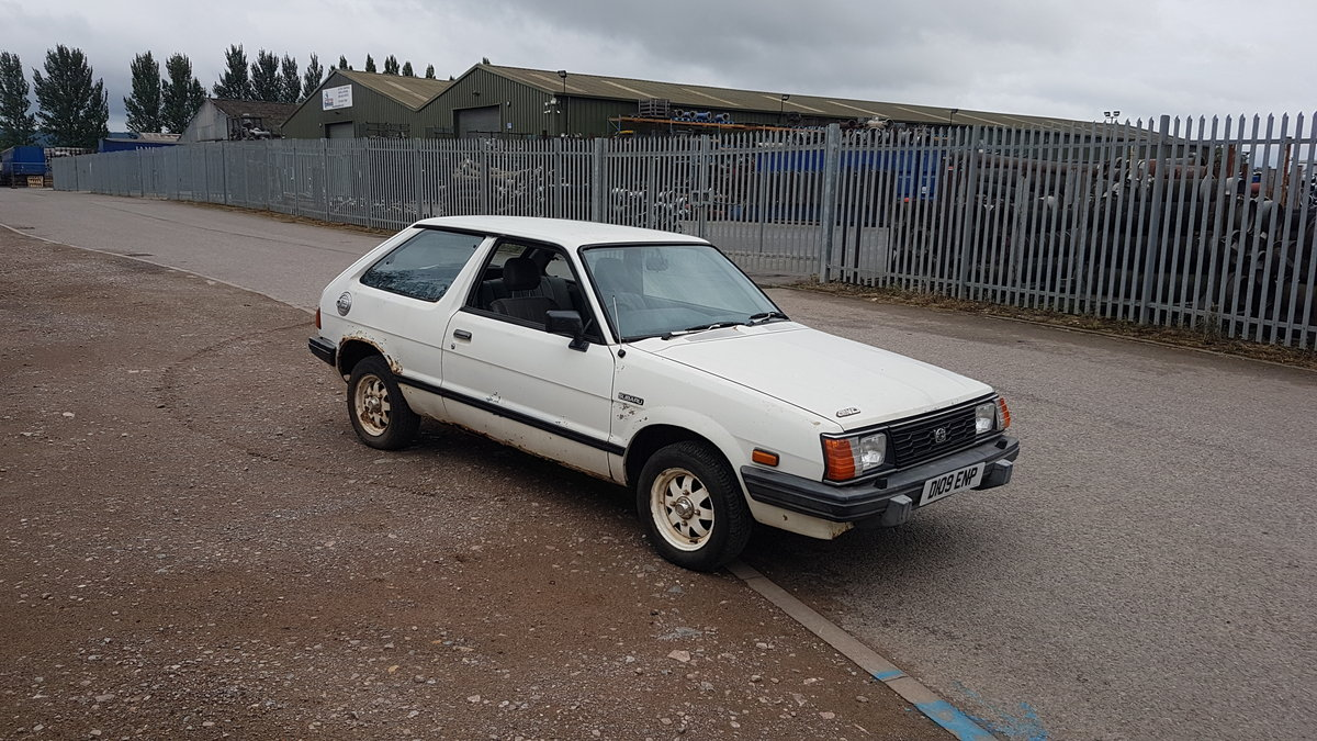 1980 Subaru GLF or L Series, Pick up Wanted (picture 3 of 6)