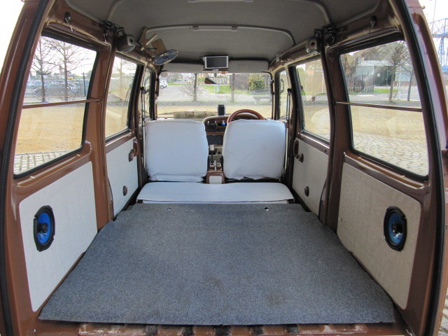 1996 SUBARU SAMBAR SUZUKI EVERY 660CC MINI RETRO VINTAGE CAMPER  For Sale (picture 6 of 6)