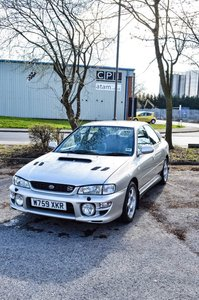 Immaculate original Impreza 2000 Turbo AWD