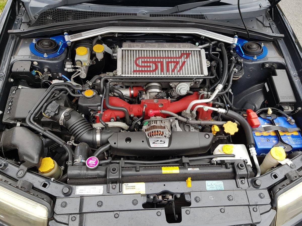 2007 Subaru Forester STI For Sale (picture 2 of 6)