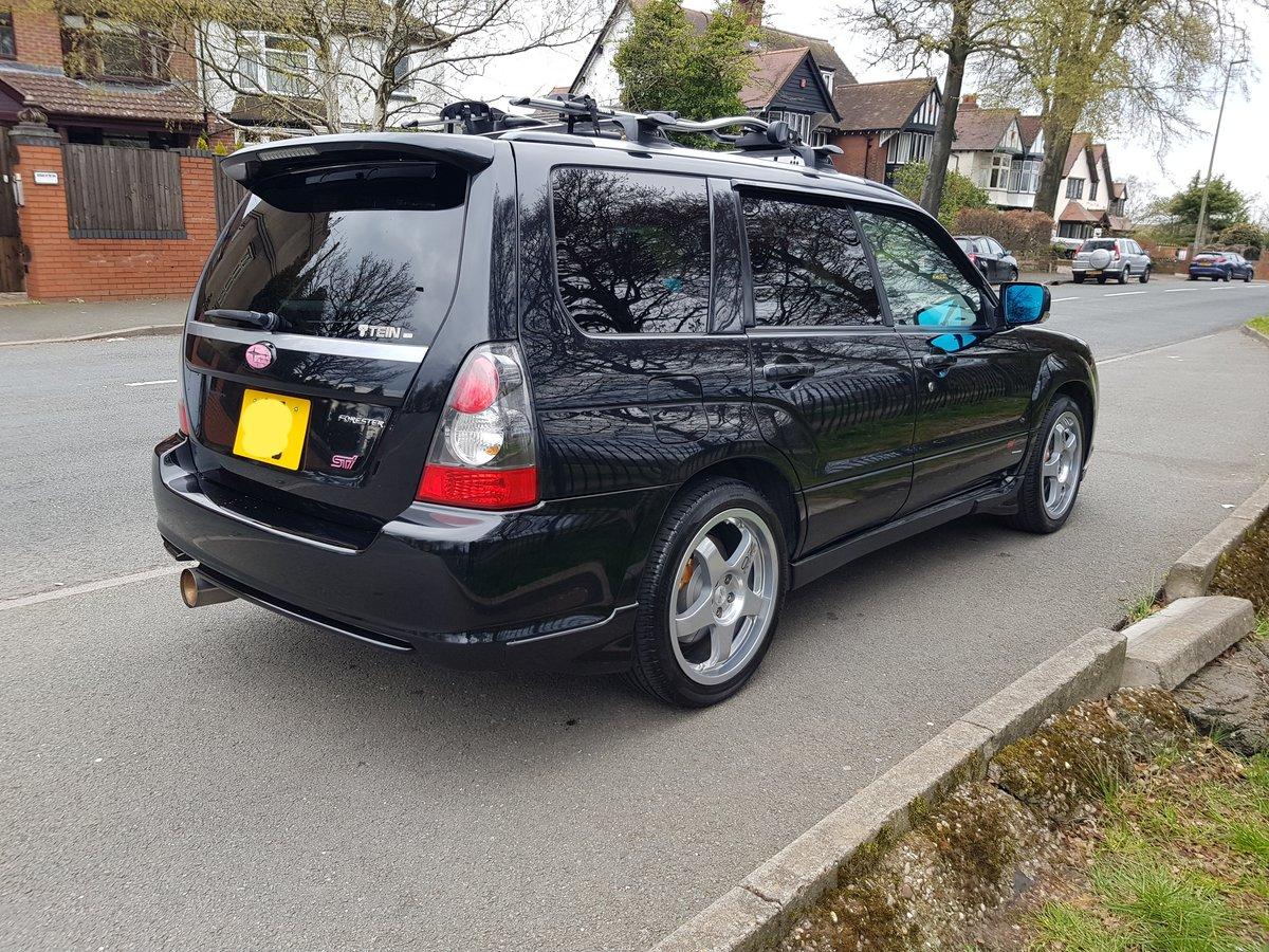 2007 Subaru Forester STI For Sale (picture 3 of 6)