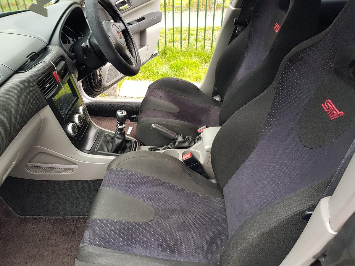 2007 Subaru Forester STI For Sale (picture 5 of 6)