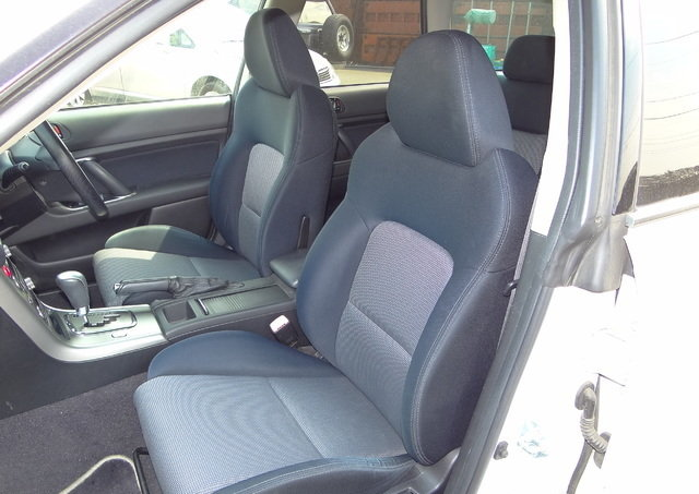 2006 SUBARU LEGACY GT SPEC 2.0 DOHC TURBO AUTO ESTATE 4X4 * BP5 * For Sale (picture 3 of 6)