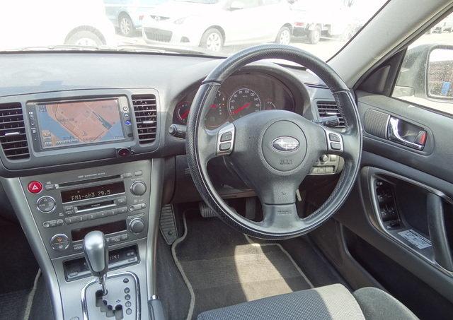 2006 SUBARU LEGACY GT SPEC 2.0 DOHC TURBO AUTO ESTATE 4X4 * BP5 * For Sale (picture 5 of 6)