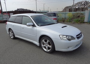 2006 SUBARU LEGACY GT SPEC 2.0 DOHC TURBO AUTO ESTATE 4X4 * BP5 * For Sale
