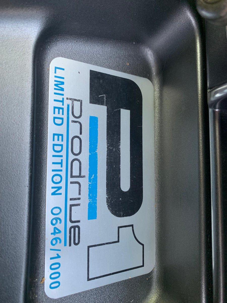 SUBARU IMPREZA 2.0 P1 TURBO AWD 2d 280 BHP 2001 / Y Reg For Sale (picture 6 of 6)