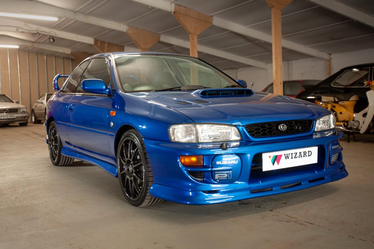 2000 Subaru Impreza P1 NOW SOLD   For Sale (picture 1 of 6)