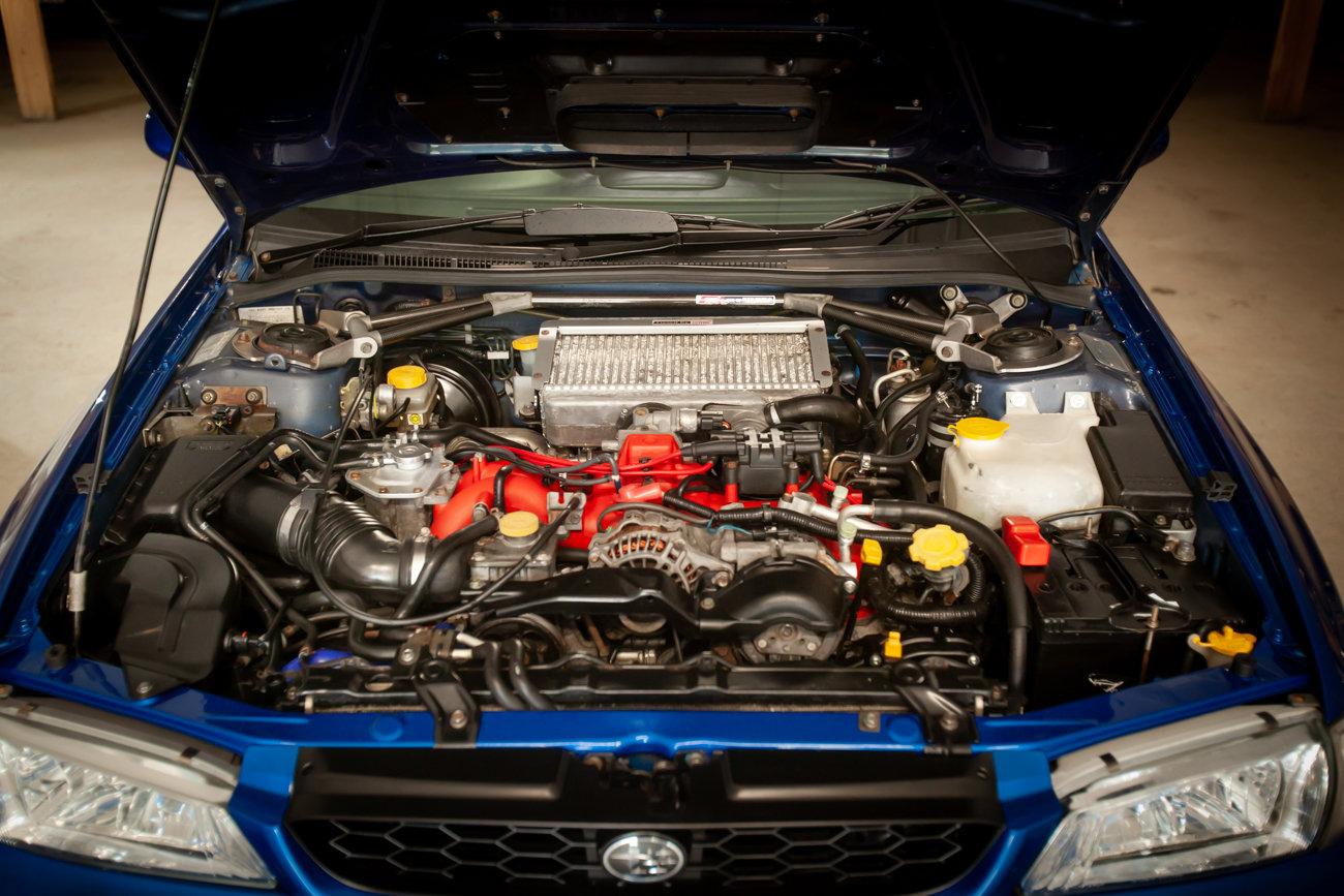 2000 Subaru Impreza P1 NOW SOLD   For Sale (picture 3 of 6)