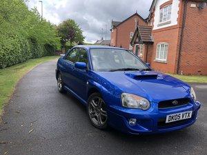 2005 Subaru Impreza WRX For Sale