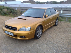 1999 Subaru Legacy RSK B4 rare manual For Sale (picture 2 of 6)