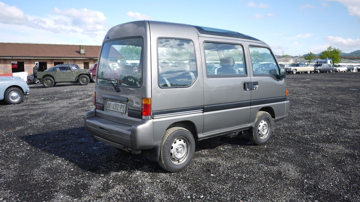 c.1997 Subaru E12 Libero For Sale by Auction (picture 3 of 4)