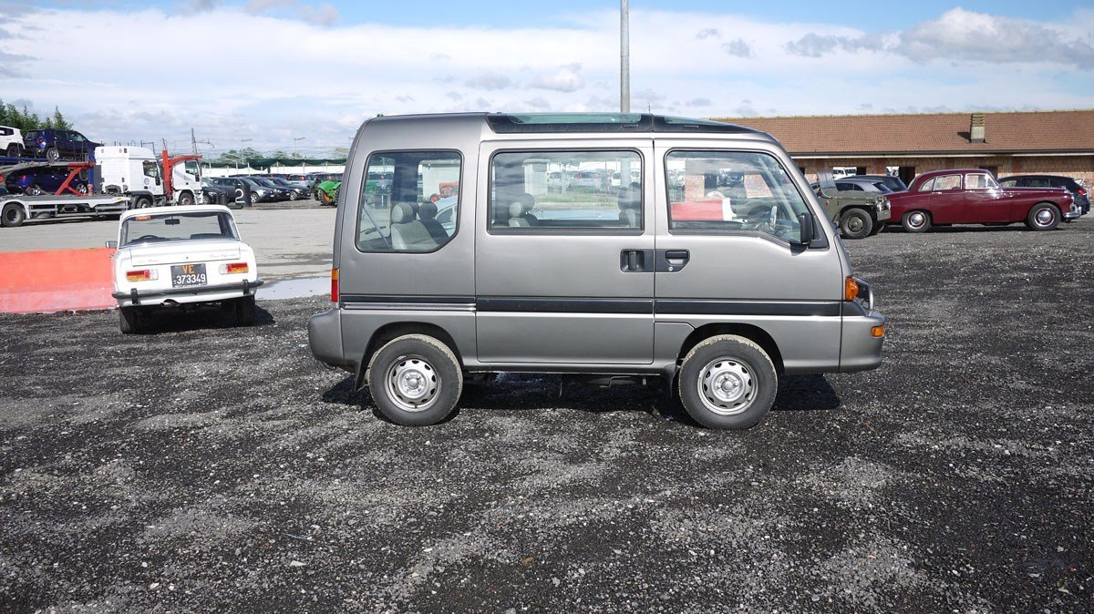 c.1997 Subaru E12 Libero For Sale by Auction (picture 4 of 4)