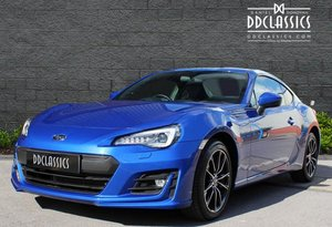 2017 Subaru BRZ SE LUX 2.0 (RHD) Delivery mileage For Sale
