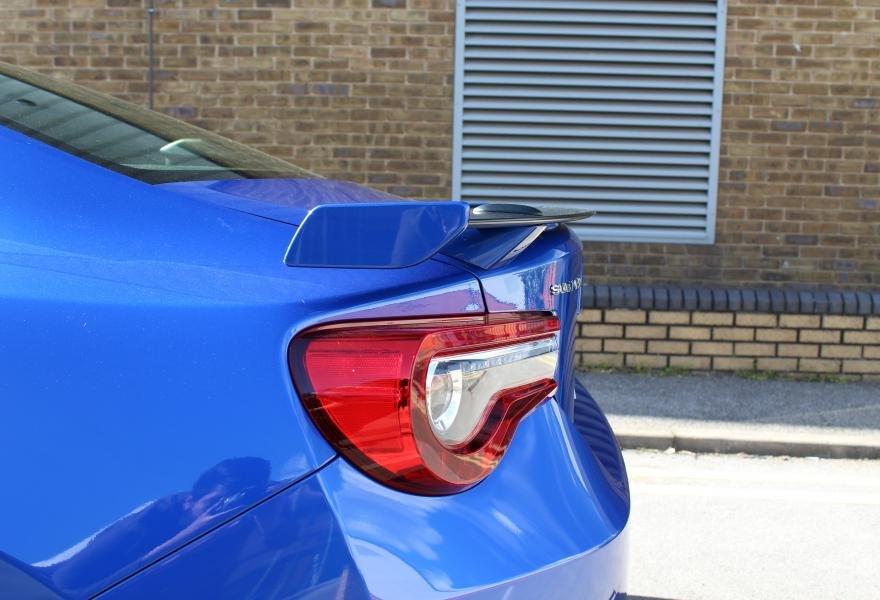 2017 Subaru BRZ SE LUX 2.0 (RHD) Delivery mileage For Sale (picture 6 of 12)