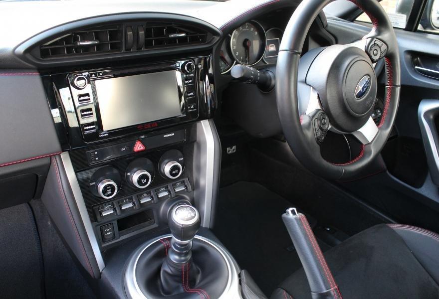 2017 Subaru BRZ SE LUX 2.0 (RHD) Delivery mileage For Sale (picture 10 of 12)