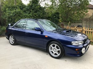 2000 Subaru Impreza Turbo WRX - Very Low Mileage For Sale