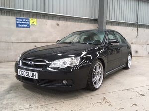 2005 Subaru Legacy R Auto at Morris Leslie Auction 25th May