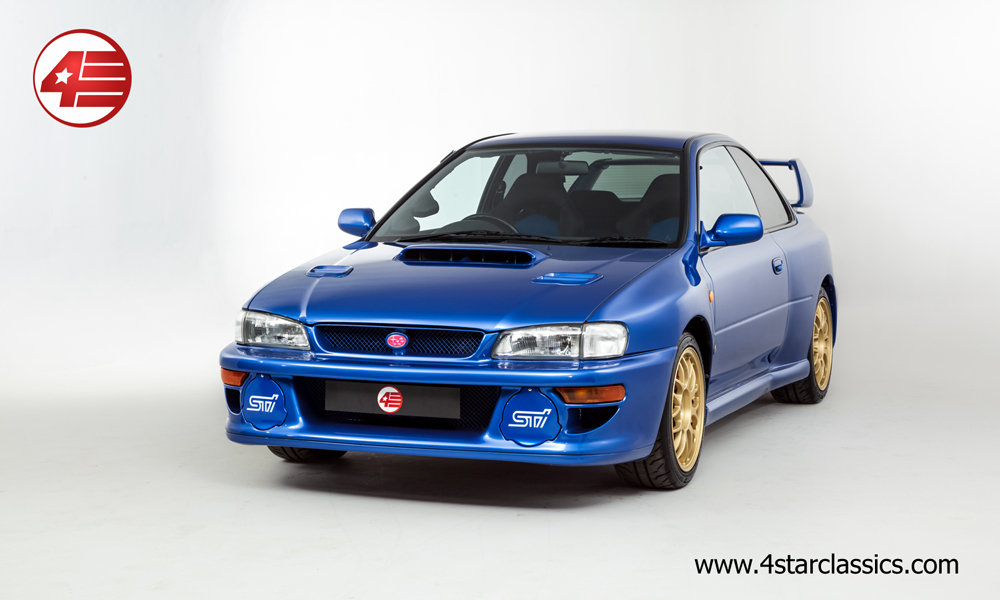 1998 Subaru Impreza 22B STI /// RARE /// 25k Miles! For Sale (picture 1 of 6)