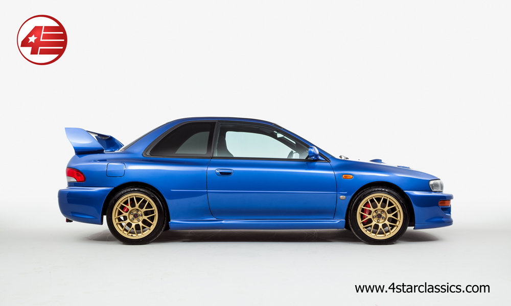 1998 Subaru Impreza 22B STI /// RARE /// 25k Miles! For Sale (picture 2 of 6)