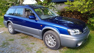 2003 03 53 Subaru Legacy Outback 3.0 H6 AWD Auto Estate 72k FSH For Sale