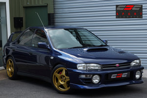 1995 Subaru Impreza STi Version 1 - no. 001/100, 1994, Restored