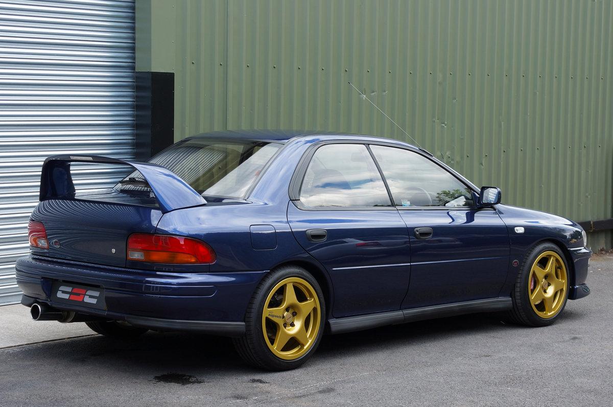 1995 Subaru Impreza STi Version 1 - no. 001/100, 1994, Restored For Sale (picture 2 of 6)