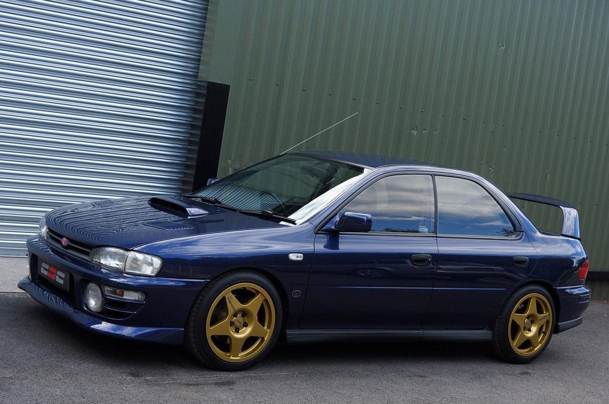 1995 Subaru Impreza STi Version 1 - no. 001/100, 1994, Restored SOLD (picture 3 of 6)