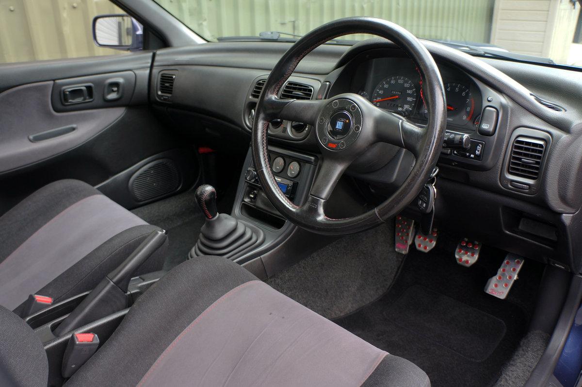 1995 Subaru Impreza STi Version 1 - no. 001/100, 1994, Restored SOLD (picture 4 of 6)