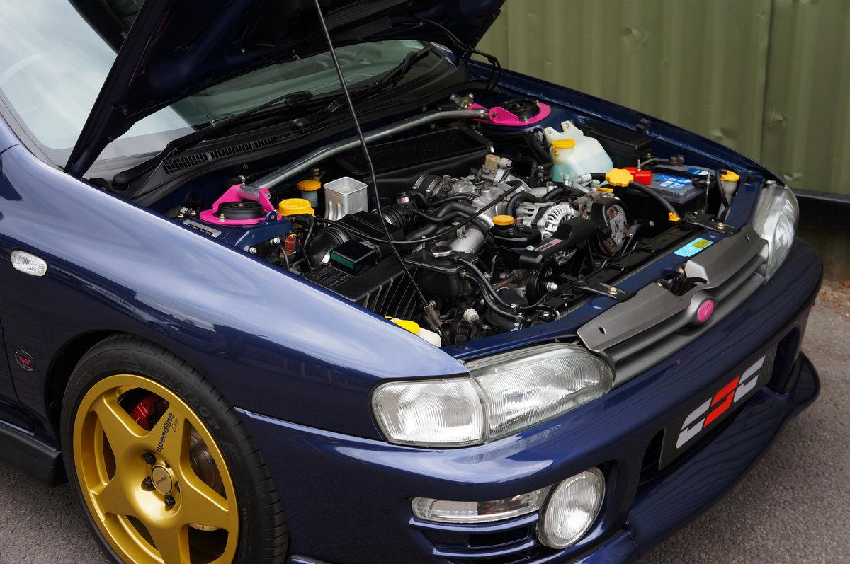 1995 Subaru Impreza STi Version 1 - no. 001/100, 1994, Restored SOLD (picture 6 of 6)