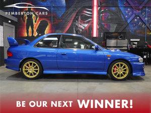 Win a Subaru Impreza P1 - Tickets For Sale